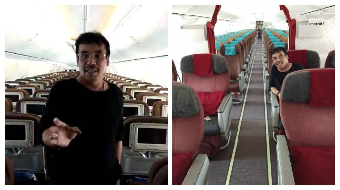 Tak Ada Penumpang Garuda Indonesia