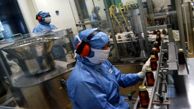 Kimia Farma Produksi 13 Juta Tablet Obat