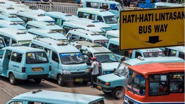 Usulan Pengusaha Angkutan untuk Naikkan Tarik Transportasi