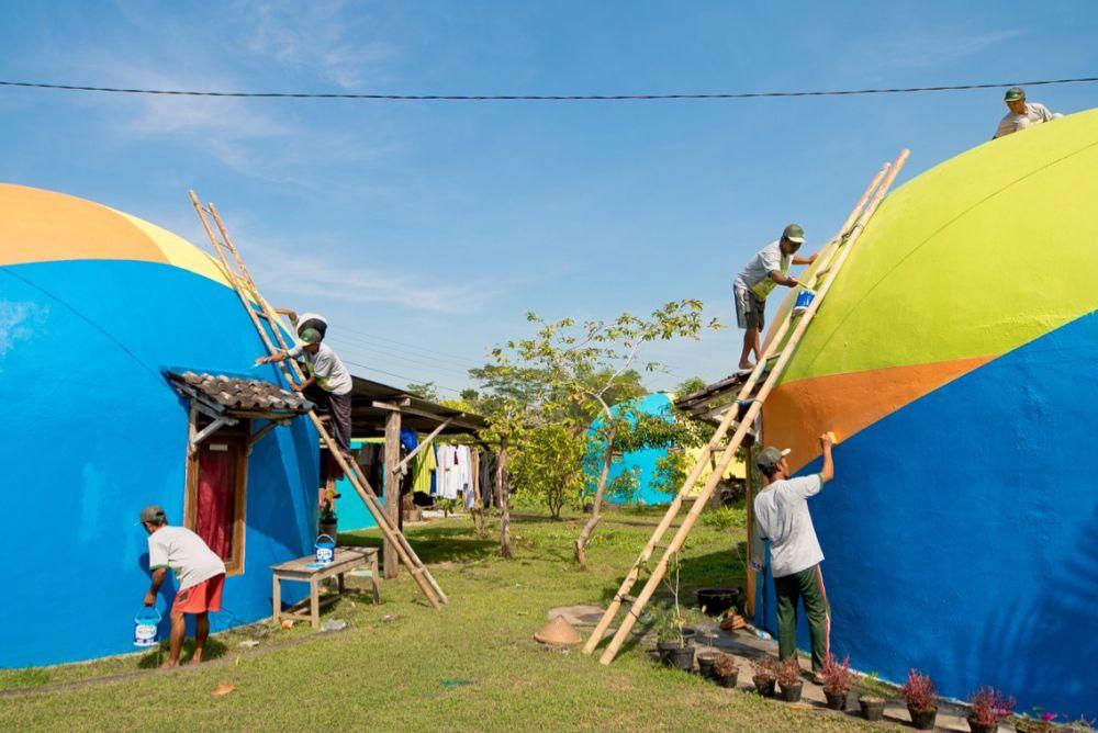 Desa Wisata Sleman Ubah Model Pariwisata Jadi Family Tourism