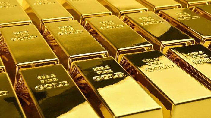 Harga Emas Hari Ini Mengalami Penurunan