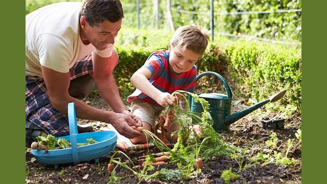 manfaat berkebun untuk anak