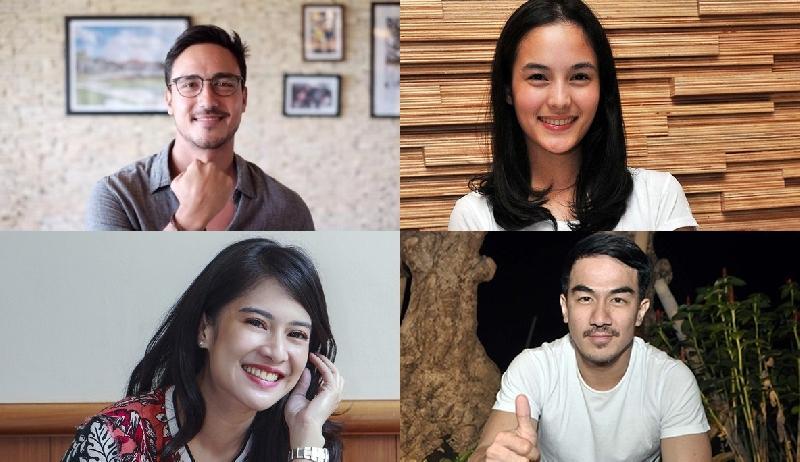 Artis Muda Indonesia yang Peduli Pendidikan