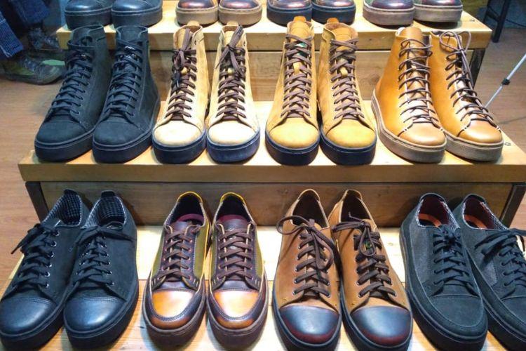 Bisnis Sepatu Lokal Ini Suarakan Peduli Lingkungan