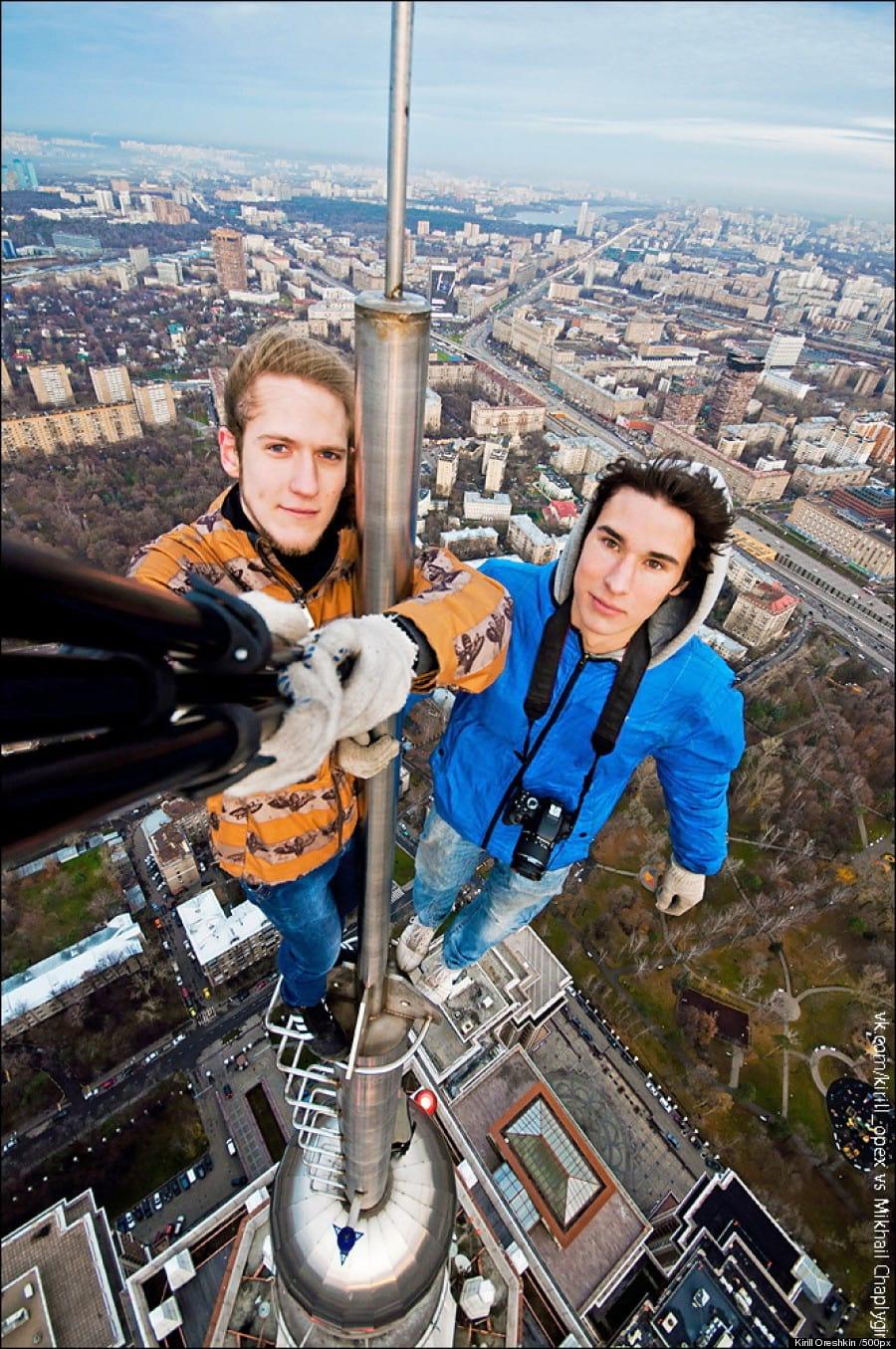 Referensi Foto Keren Anti-Mainstream, Yang Suka Selfie Boleh di Coba!