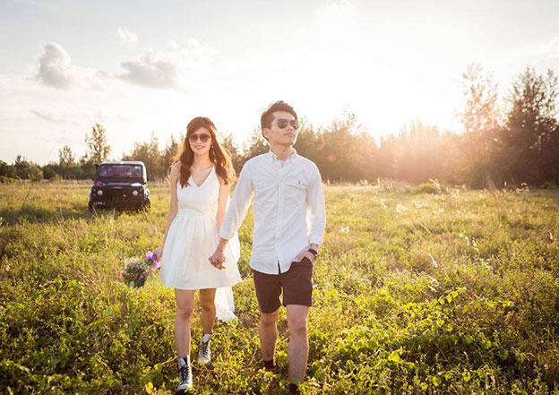 Selebgram Ini Referensi Memilih Foto Pre Wedding Outdoor - Selebgram Ini Referensi Memilih Foto Pre Wedding Outdoor