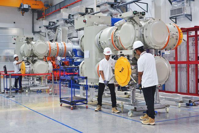 Industri Manufaktur RI Kalah Saing di Pasar Global