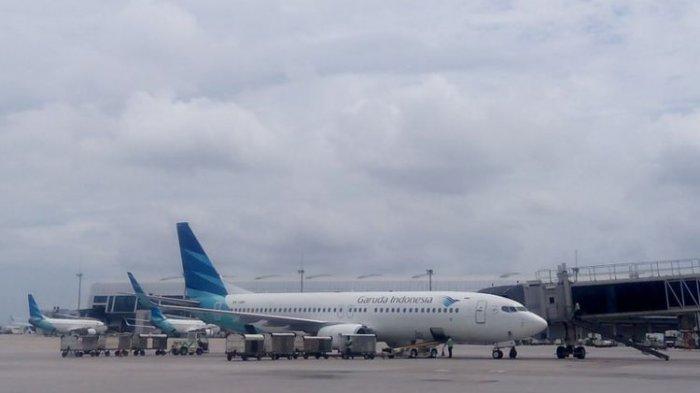 Penerbangan Domestik Terakhir Sebelum Ditutup