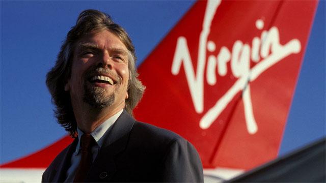 Bisnis Penerbangan Bangkrut, Sumber Kekayaan Bos Virgin Group