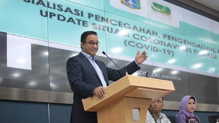 Pesan Pengusaha buat Anies yang Larang Wira-wiri ke Jakarta