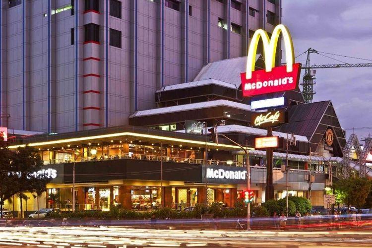 Sarinah dan Penutupan McDonald's