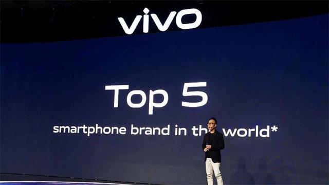 Startegi Vivo untuk Jadi Brand Smartphone Nomor 1 di Indonesia dan Nomor 5 di Dunia