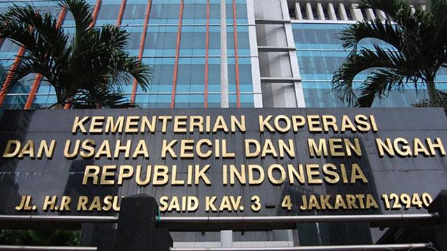 Kemenkop Fasilitasi Transaksi Penjualan Produk KUKM Capai Rp 19 Miliar
