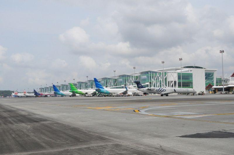 Bandara Sepinggan Balikpapan New Normal