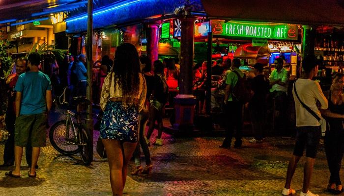 Wuaww, Kota-Kota Yang BerBisnis Prostitusi Terbesar di Dunia